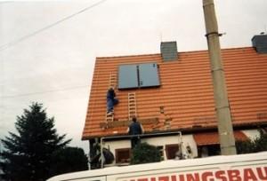 Solaranlage Beispiel 1