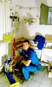 Ausbildung zum Anlagenmechaniker/in für Sanitär-, Heizungs- und Klimatechnik